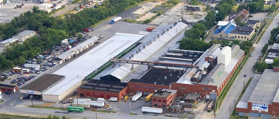 Overflo - Public Warehousing Company