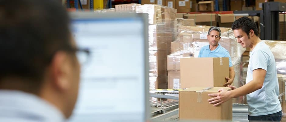 Packing and Distribution Management